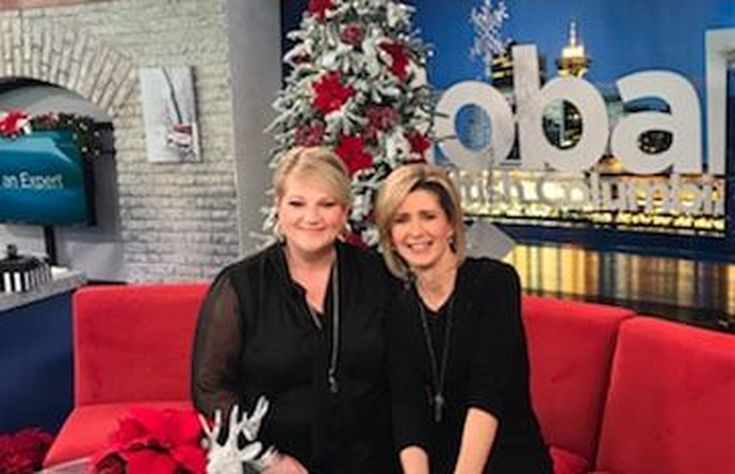 ASK THE EXPERT segment on Global News TV Morning show with Julie Romanowski and host Colleen Christie, December 2018 Christmas Holiday segment with parenting educator Julie Romanowski discussing Christmas survival tips, Christmas chaos parenting tips with Miss Behaviour, help Santa and Elf on the shelf with parenting expert Julie Romanowski featured again on Global News TV morning show, Vancouver news station Global News BC has Julie Romanowski on the 'ask the expert' segment to discuss holiday prep and children's behaviour tips, parenting coach & parenting educator Julie Romanowski is the owner of Miss Behaviour: parenting coach & consultant services, parent coaching done right with benefits for parents and children of all ages, parenting coach and consultant provides expertise to Global News
